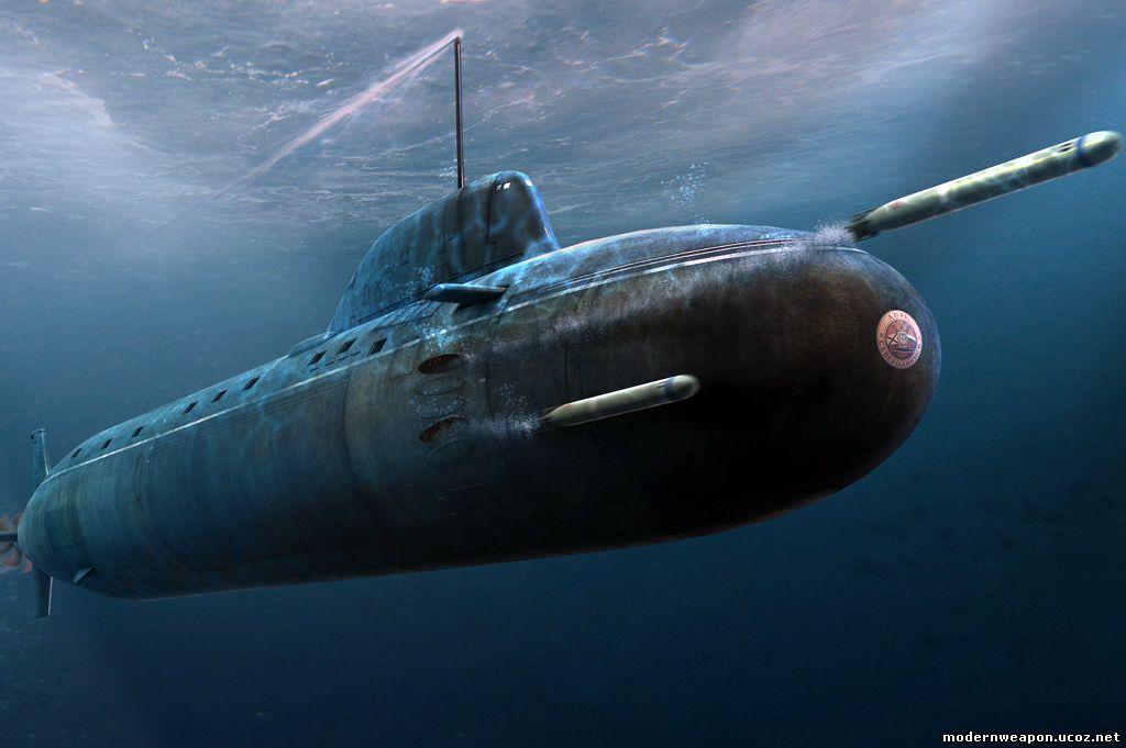 самая новейшая подводная лодка россии